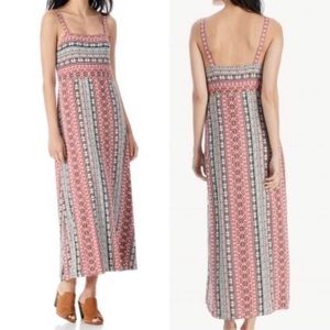 Anthropologie Sanctuary Aiden Print Maxi Dress L
